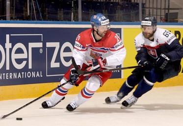 Czechs win 3-2 vs. Slovaks