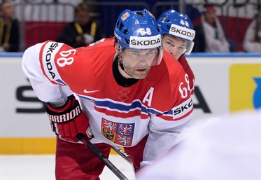 Jagr announces retirement