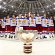 Perfect gold for Russia!